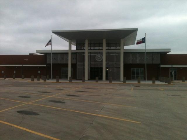 Remodeled Lockhart, TX Judicial Building.