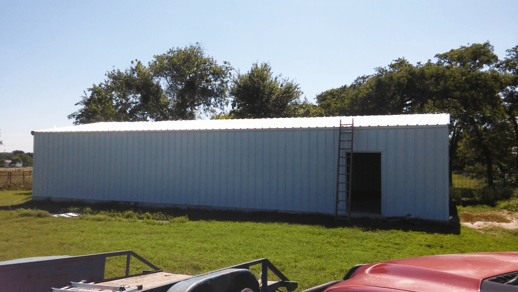 Metal Roof Addition Lockhart Texas Simply Metal